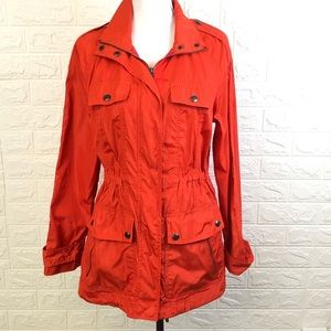 A.n.a packable rain jacket